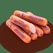 Sausages Molochni