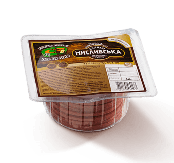Колбаса салями Охотничья (нарезка)