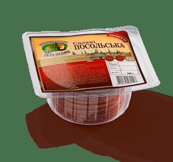 Колбаса салями Посольская (нарезка)