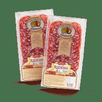 Sausage Videnska (sliced)