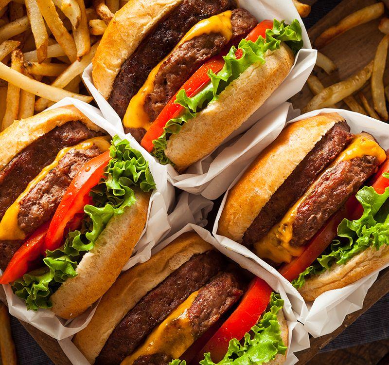 Гамбургер из свинины рецепт — pic 8